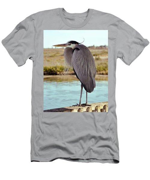 Fishing Buddy Men's T-Shirt (Athletic Fit)