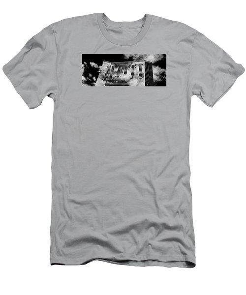 Fla-150531-nd800e-25118-bw Men's T-Shirt (Athletic Fit)