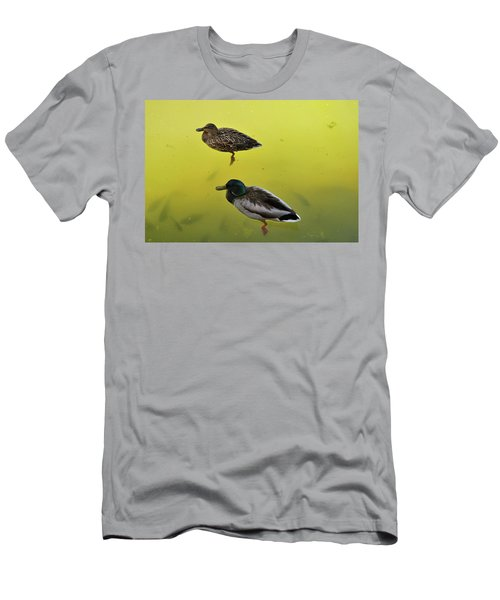 Floating Around Men's T-Shirt (Athletic Fit)