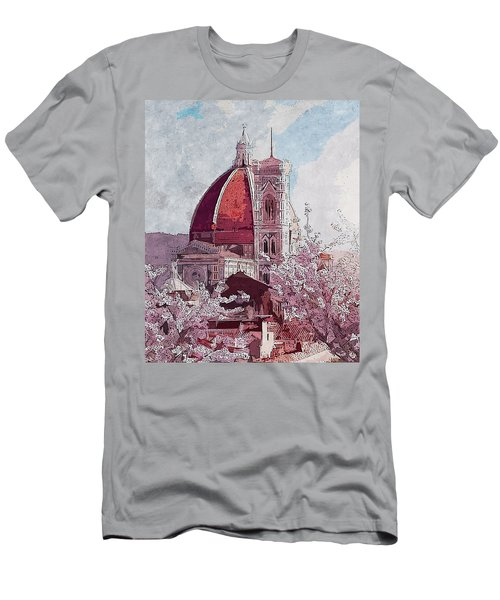 Florence - 16 Men's T-Shirt (Athletic Fit)