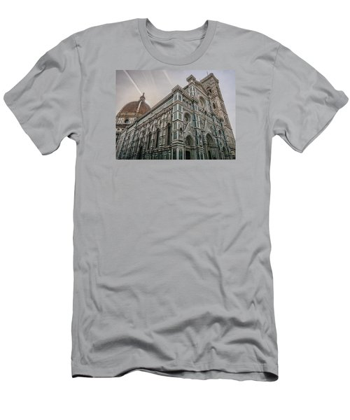 Florence Cathedral Men's T-Shirt (Athletic Fit)