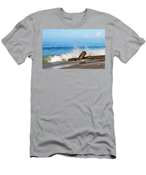 Florida Beach Men's T-Shirt (Athletic Fit)