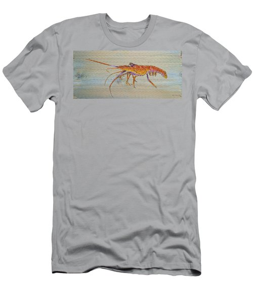 Florida Lobster Men's T-Shirt (Athletic Fit)
