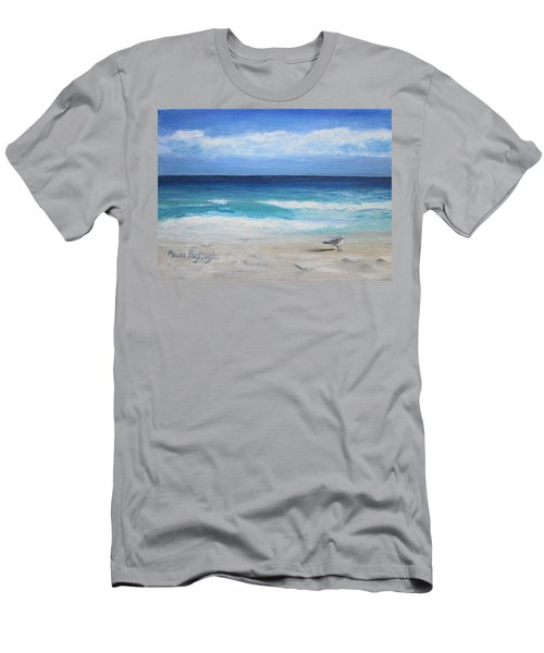 Florida Seagull Men's T-Shirt (Athletic Fit)