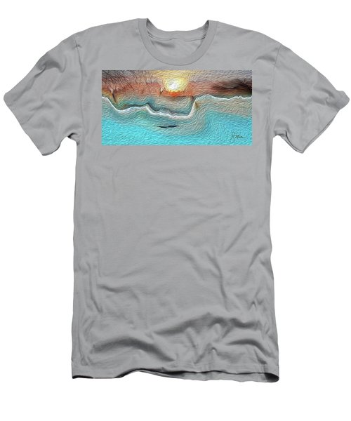 Flow Of Creation Men's T-Shirt (Athletic Fit)