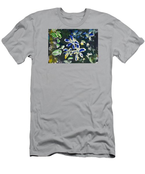 Flower Play Men's T-Shirt (Athletic Fit)