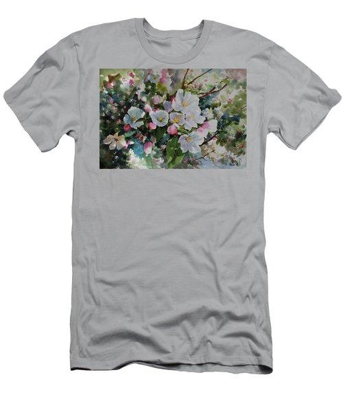 Flower_12 Men's T-Shirt (Athletic Fit)