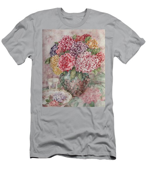 Flowers Arrangement  Men's T-Shirt (Athletic Fit)