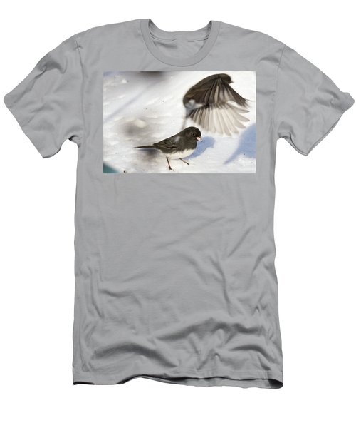 Fly By Men's T-Shirt (Slim Fit) by Gary Wightman