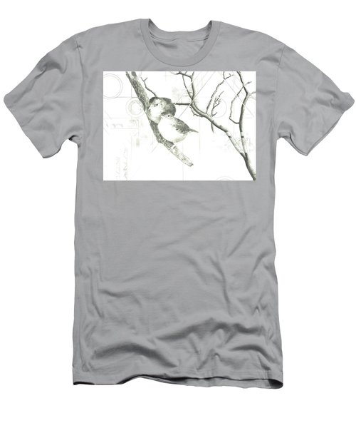 Fly Men's T-Shirt (Athletic Fit)