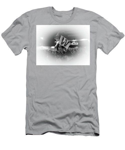 Fly The W Men's T-Shirt (Athletic Fit)