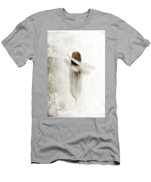Flying Feathers Men's T-Shirt (Athletic Fit)