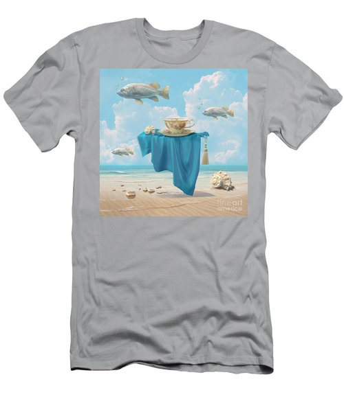 Flying Fish Men's T-Shirt (Athletic Fit)