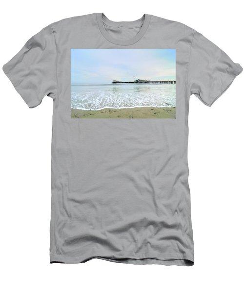 Foam Line Santa Barbara Men's T-Shirt (Athletic Fit)