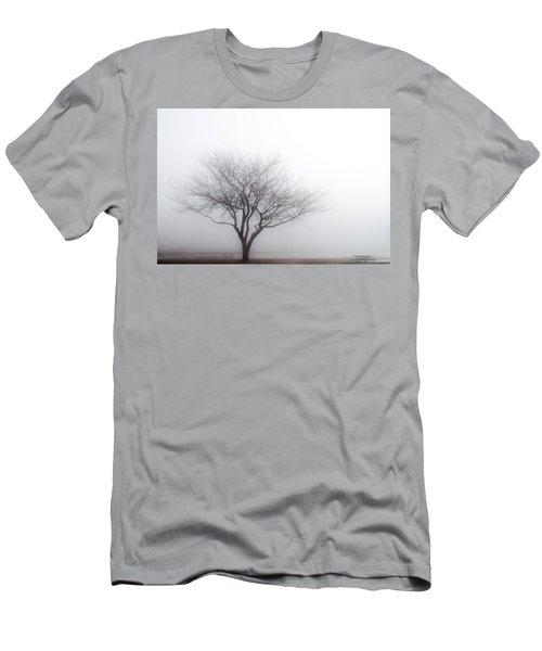 Foggy Picnic Men's T-Shirt (Athletic Fit)