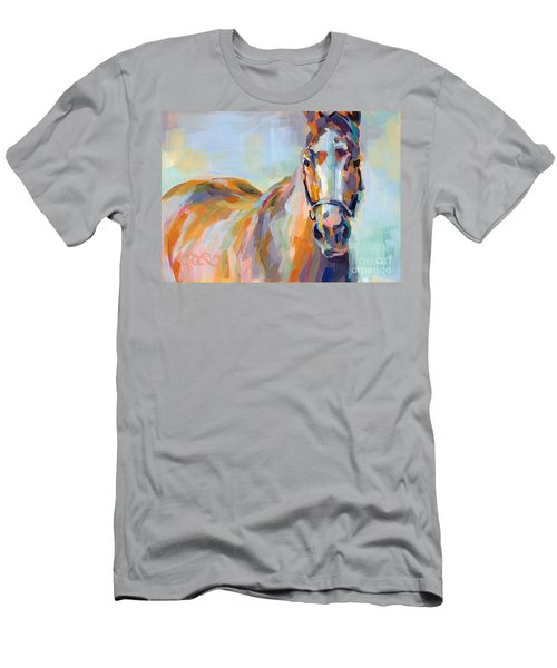 For Her Eyes Only Men's T-Shirt (Athletic Fit)