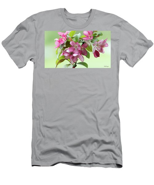 Men's T-Shirt (Slim Fit) featuring the photograph For The Beauty Of The Earth by Skip Tribby
