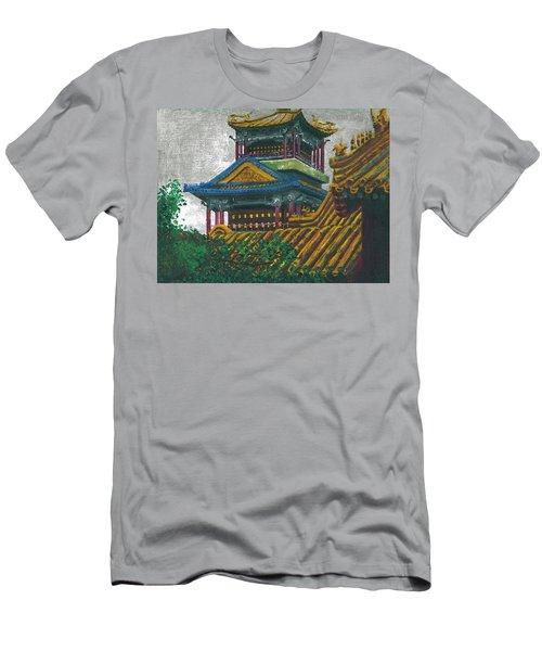 Forbidden City Men's T-Shirt (Athletic Fit)