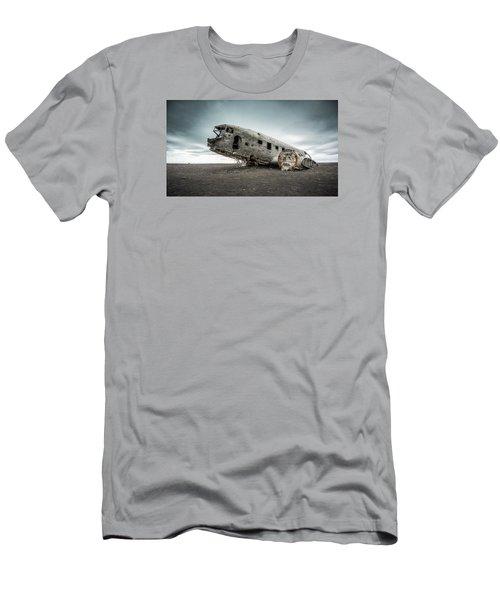 Forced Landing 2 Men's T-Shirt (Athletic Fit)