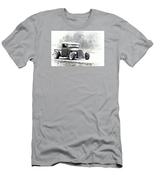 Ford Hot Rod Men's T-Shirt (Athletic Fit)