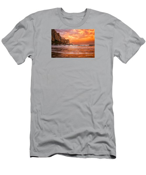 Forever Men's T-Shirt (Slim Fit) by Alice Cahill