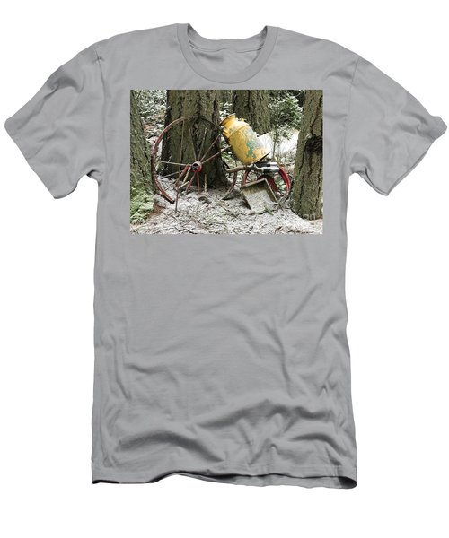 Forgotten By Time Men's T-Shirt (Athletic Fit)