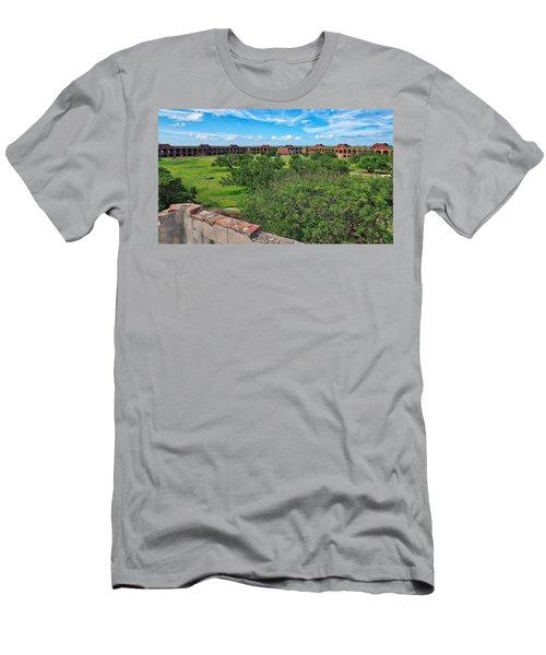 Fort Jefferson Men's T-Shirt (Athletic Fit)