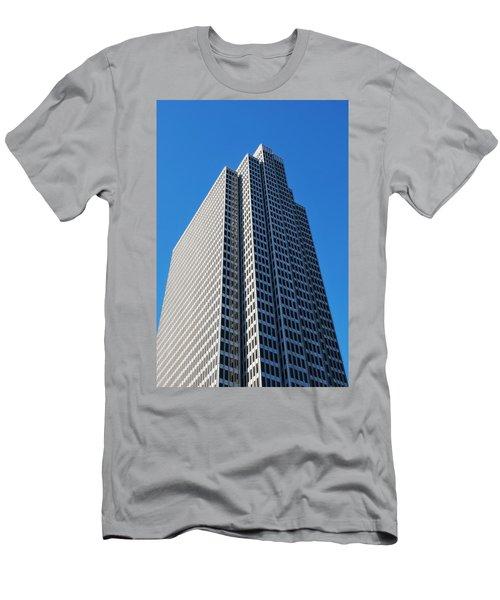 Four Embarcadero Center Office Building - San Francisco - Vertical View Men's T-Shirt (Athletic Fit)