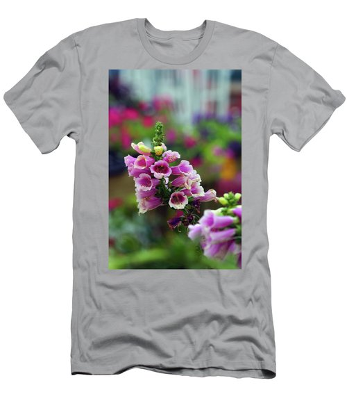 Foxglove 1154 H_2 Men's T-Shirt (Athletic Fit)