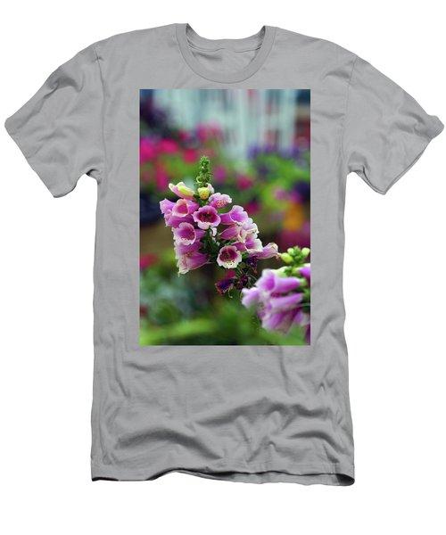 Foxglove 1154 H_2 Men's T-Shirt (Athletic Fit)