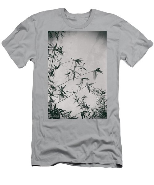 Men's T-Shirt (Athletic Fit) featuring the photograph Fragility And Strength by Linda Lees
