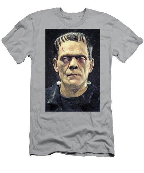 Frankenstein Men's T-Shirt (Athletic Fit)