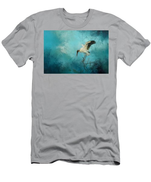 Men's T-Shirt (Slim Fit) featuring the photograph Free Will by Marvin Spates