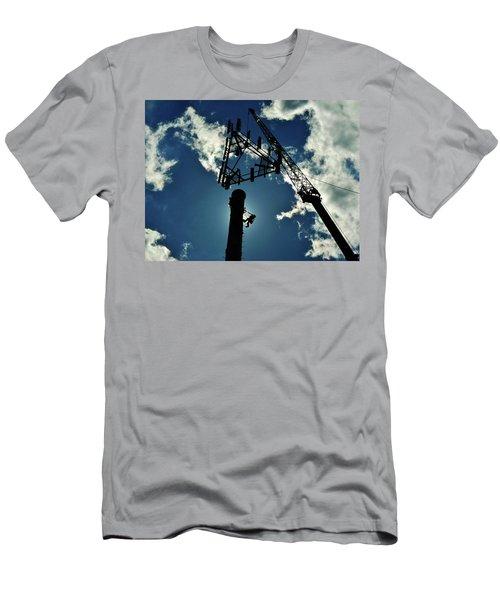 Freeland Men's T-Shirt (Slim Fit) by Robert Geary