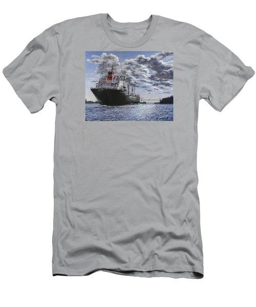 Freighter Inviken Men's T-Shirt (Athletic Fit)
