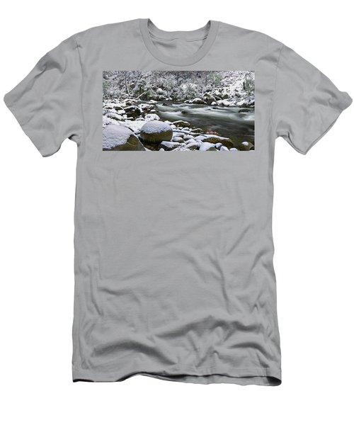 Fresh Men's T-Shirt (Slim Fit) by Mark Lucey