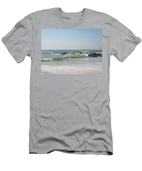 Fresh May Morning Men's T-Shirt (Athletic Fit)