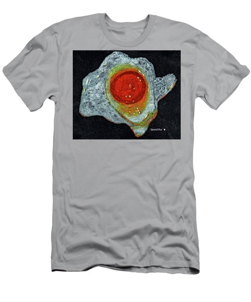 Fried Egg Men's T-Shirt (Athletic Fit)