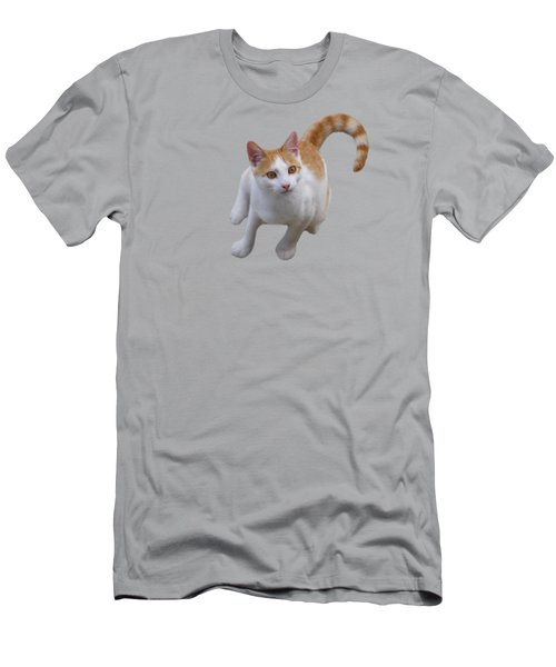 Fripp Island Fur Baby Men's T-Shirt (Athletic Fit)