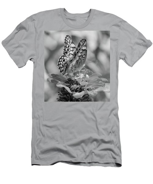 Fritillary Butterfly Men's T-Shirt (Athletic Fit)