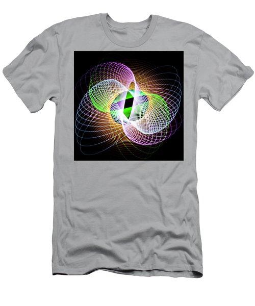 Frog Eye Men's T-Shirt (Athletic Fit)
