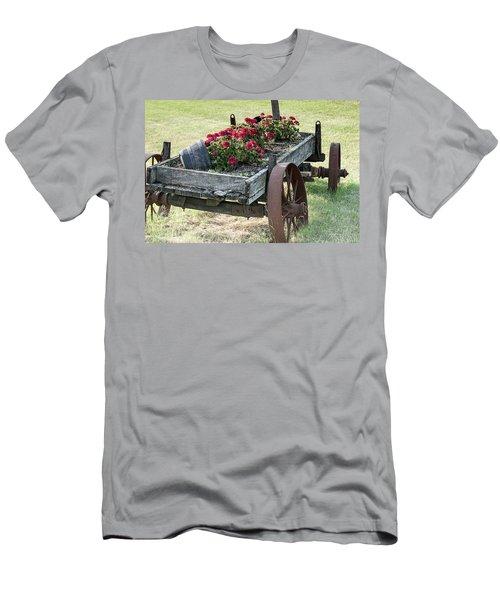 Front Yard Decor Men's T-Shirt (Athletic Fit)