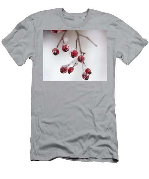 Frosted Berries Men's T-Shirt (Athletic Fit)