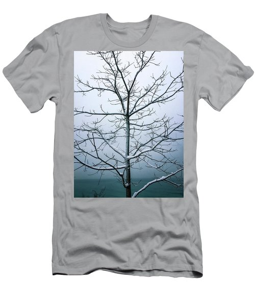 Frosted Men's T-Shirt (Athletic Fit)
