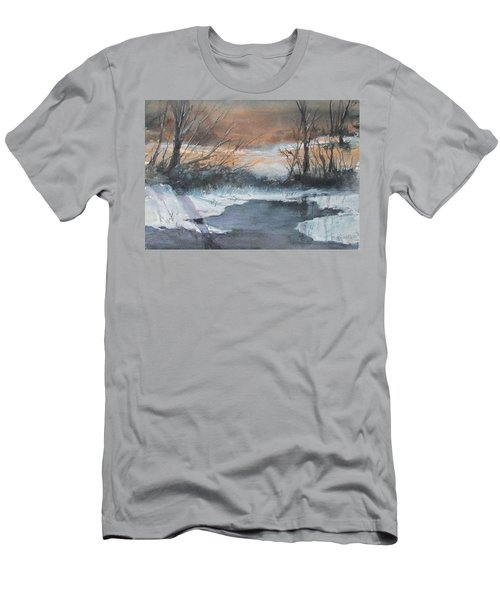 Frosty Morn. Men's T-Shirt (Athletic Fit)