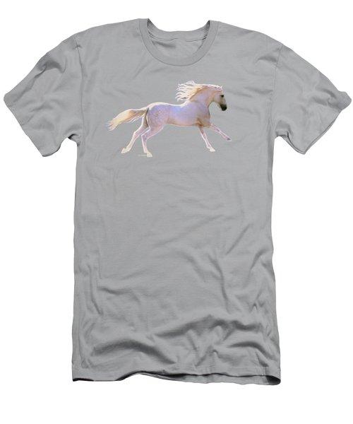 Frosty Turnout Men's T-Shirt (Athletic Fit)