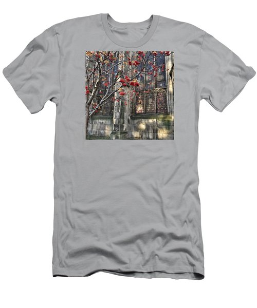 Fruit By The Church Men's T-Shirt (Slim Fit) by RKAB Works
