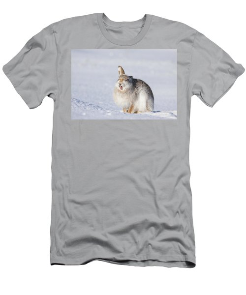 Funny Face - Mountain Hare - Scottish Highlands  #13 Men's T-Shirt (Athletic Fit)
