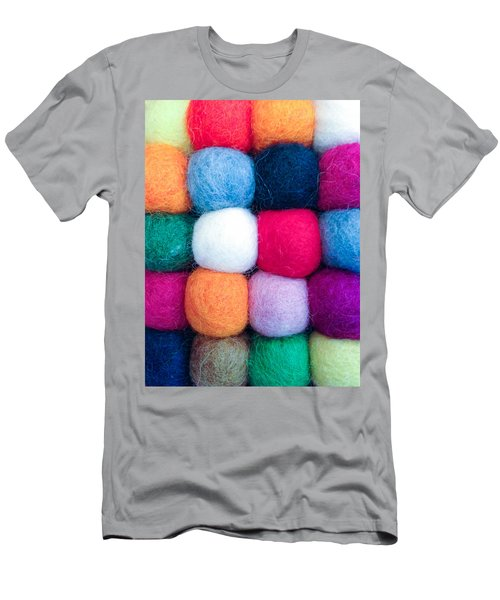Fuzzy Wuzzies Men's T-Shirt (Athletic Fit)