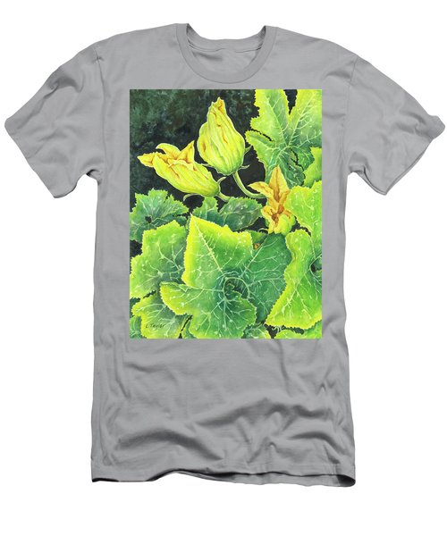 Garden Glow Men's T-Shirt (Athletic Fit)